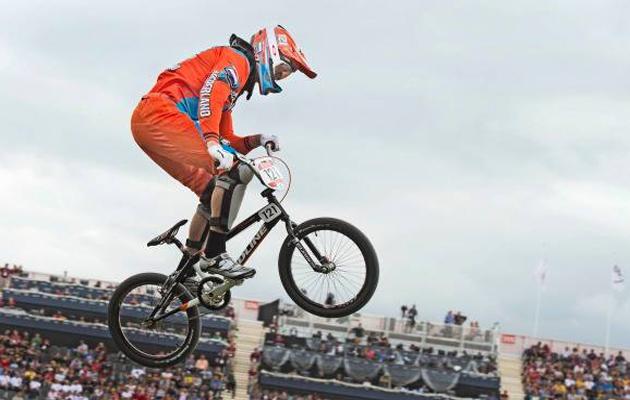 BMX, steeds populairder