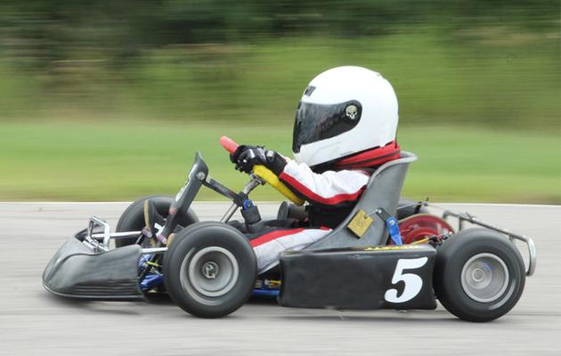 Een Formule 1-coureur worden