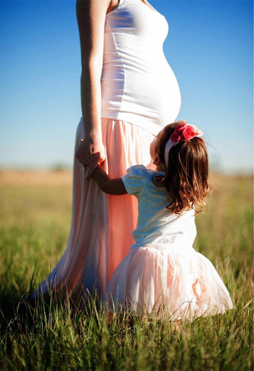 Zwangere vrouwen moeten niet teveel staan