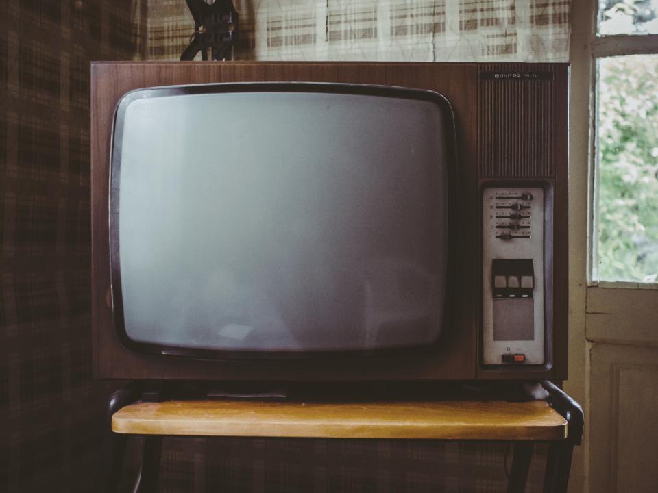 Televisie en kinderen, geen goede combi