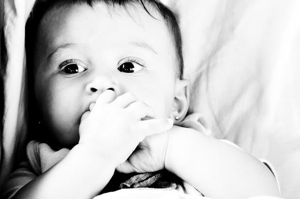 Baby's nooit laten huilen!