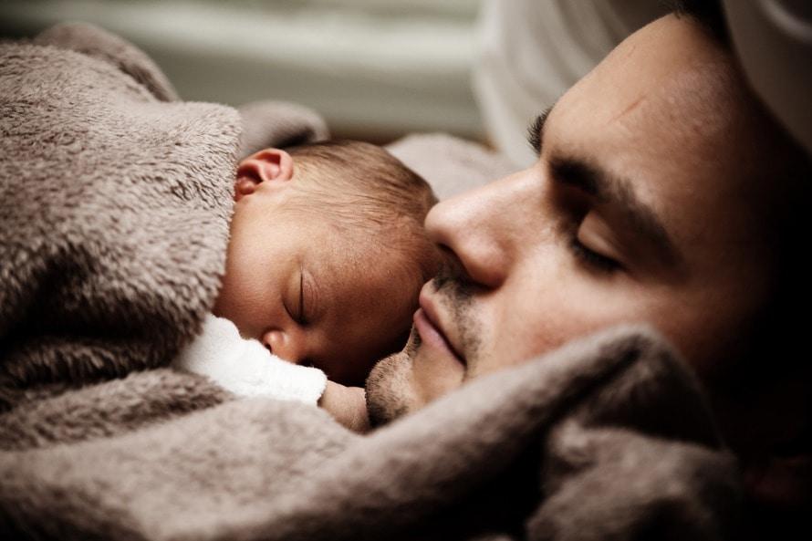 Samen slapen met je baby?