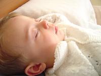 Slapen voor hersenontwikkeling van baby's
